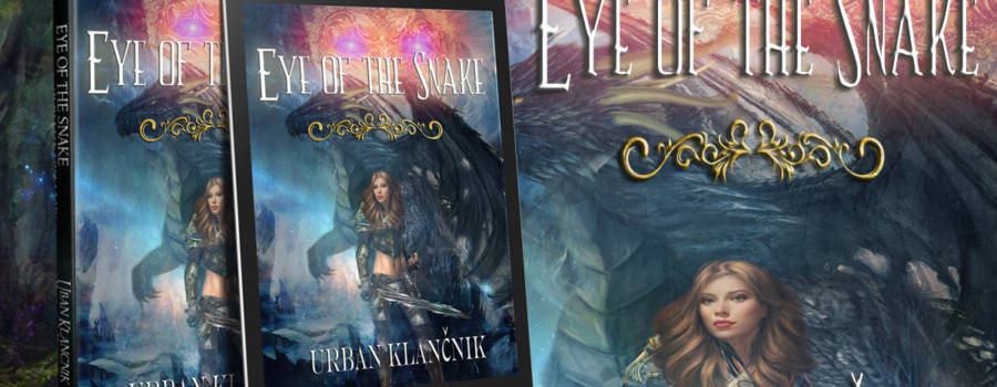 Eye of the Snake now available on Amazon!
