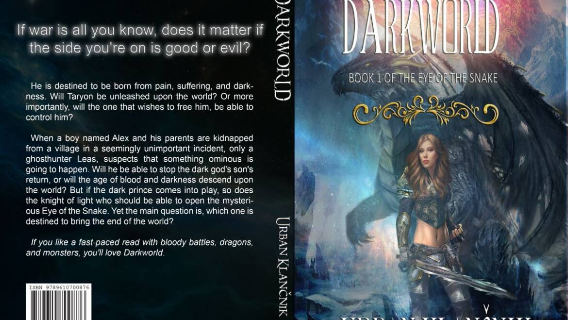 Download the epic fantasy book Darkworld for free