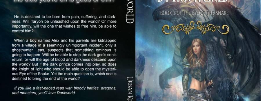 Download the epic fantasy book Darkworld for free