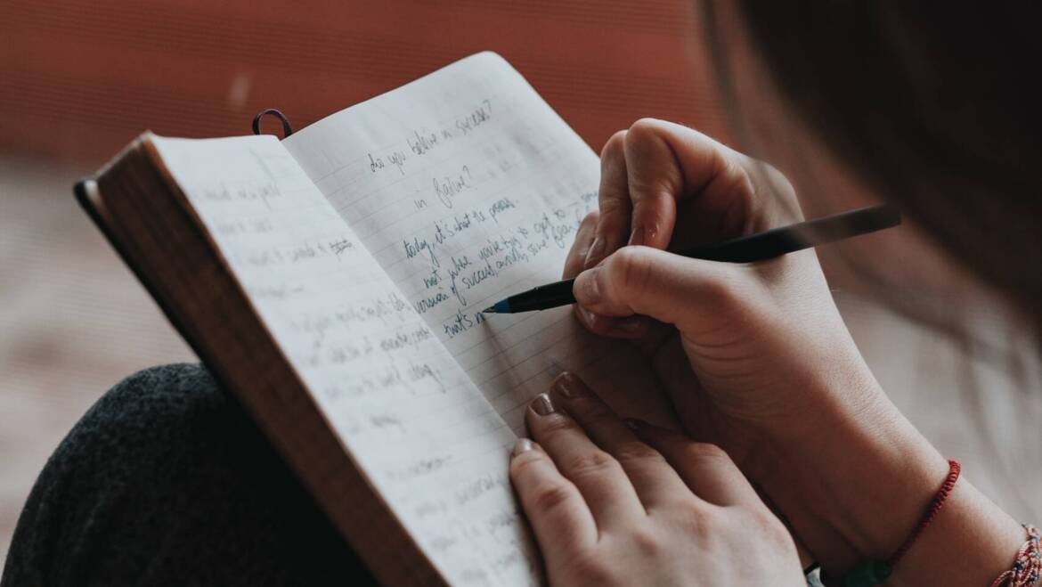 Advice: create a plan for your book